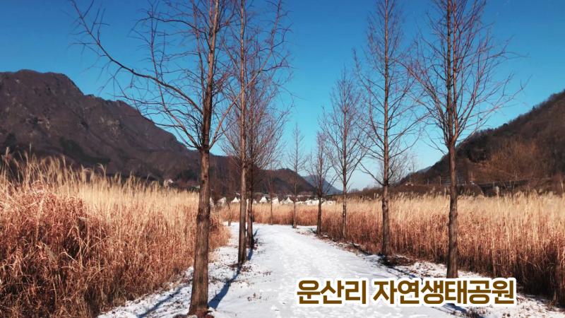 [포천 청년PD가 떴다!] 구라이골! 운산리 자연생태공원~
