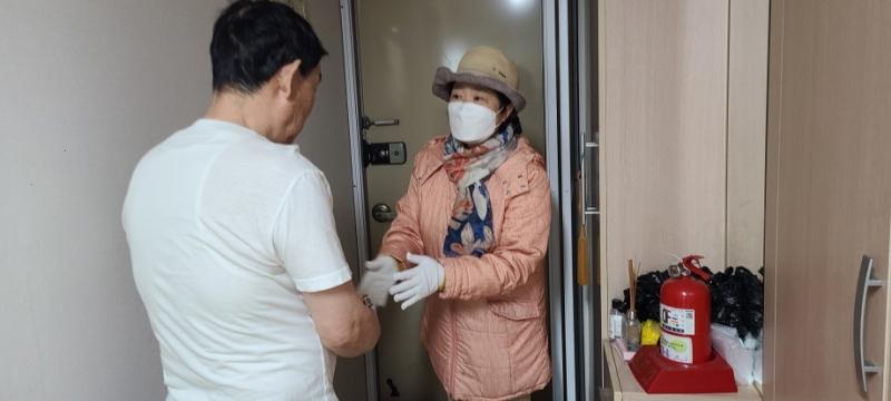 소흘읍 지역사회보장협의체, 행복나눔 요구르트 지원사업 추진