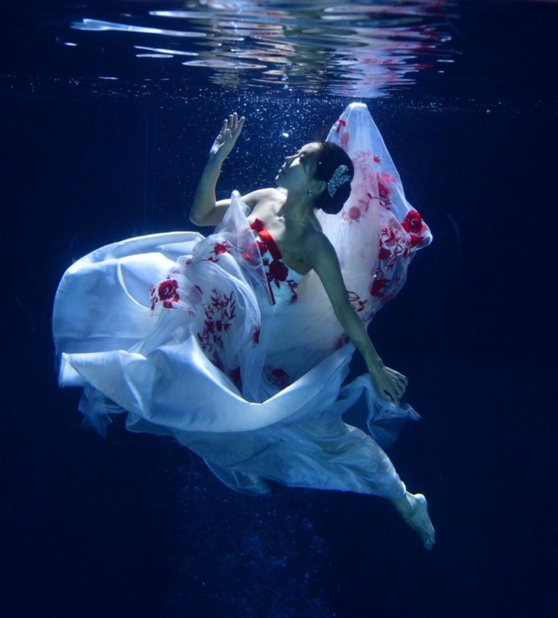 물 속 신비한 세상, 수중 촬영의 메카 '포프라자'